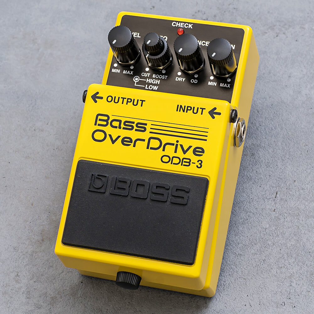 BOSS <br>ODB-3 Bass OverDrive