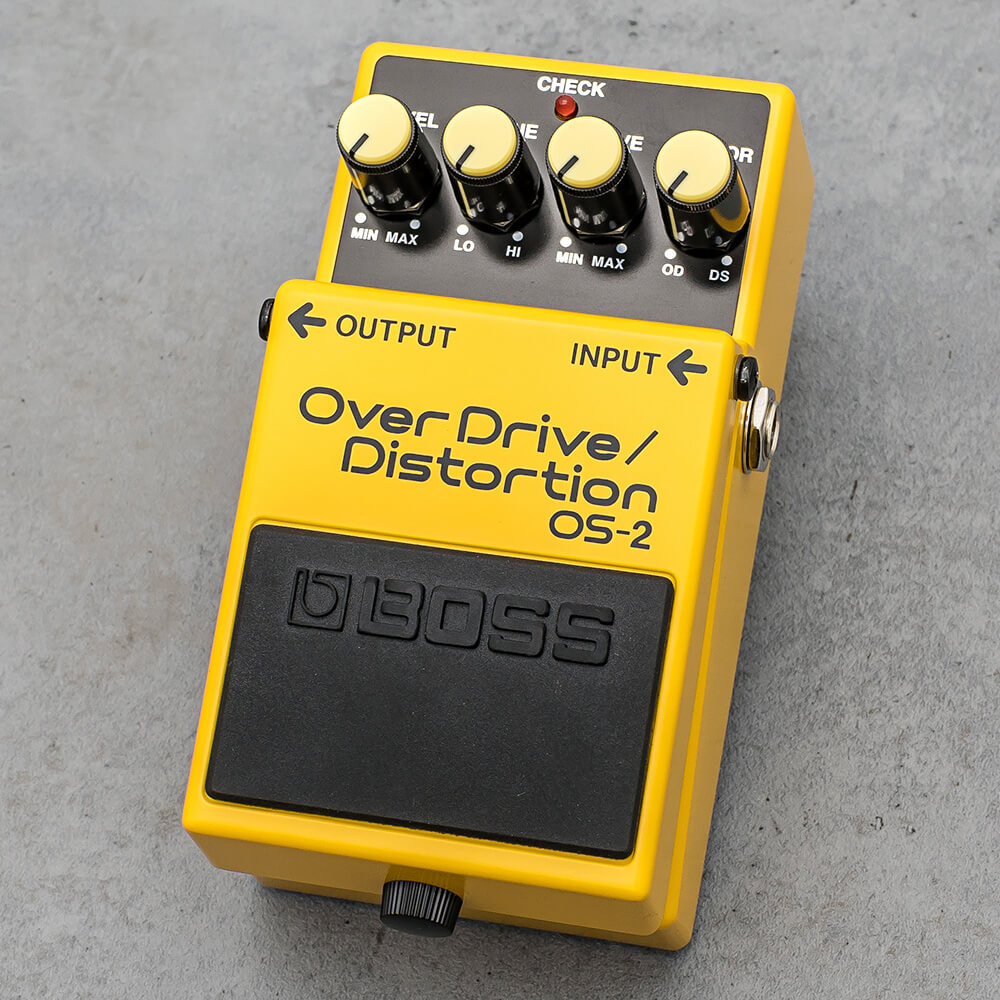 BOSS <br>OS-2 OverDrive/Distortion
