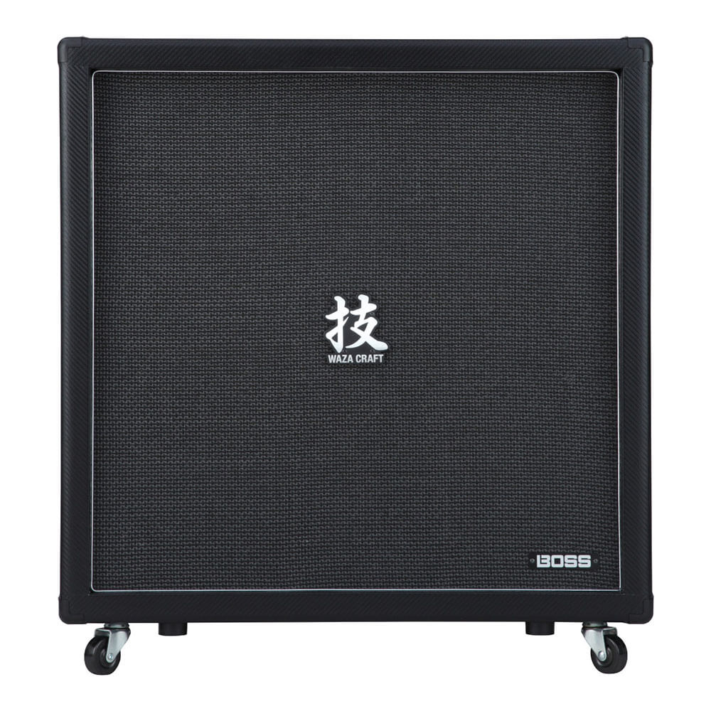 BOSS <br>WAZA Amp Cabinet412 Guitar Amplifier Cabinet