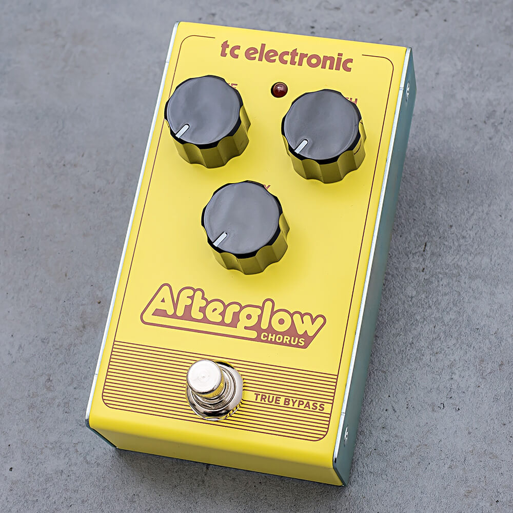 tc electronic <br>AFTERGLOW CHORUS