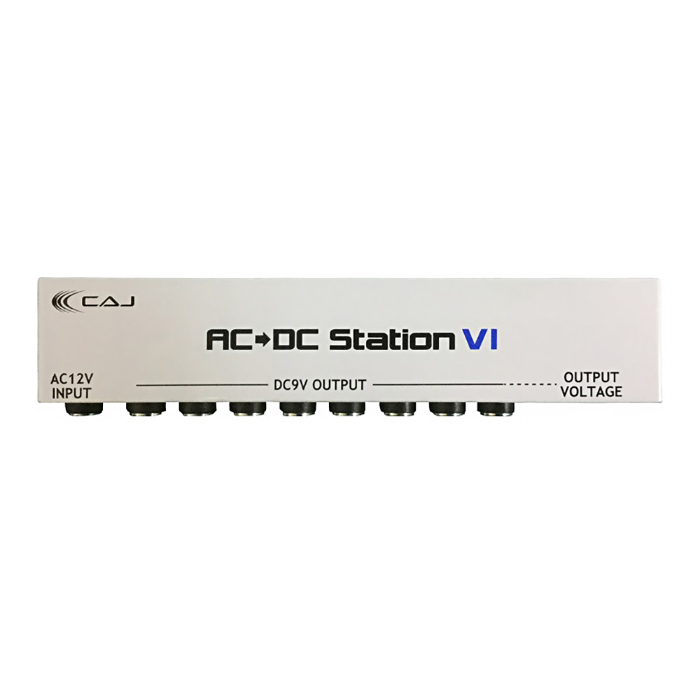Custom Audio Japan(CAJ) <br>AC/DC Station VI