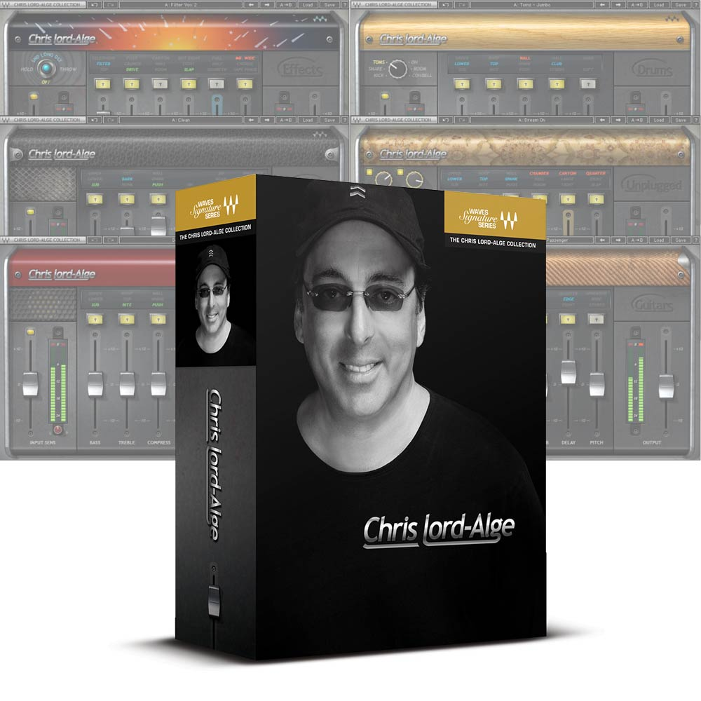 WAVES <br>Chris Lord-Alge Signature Series