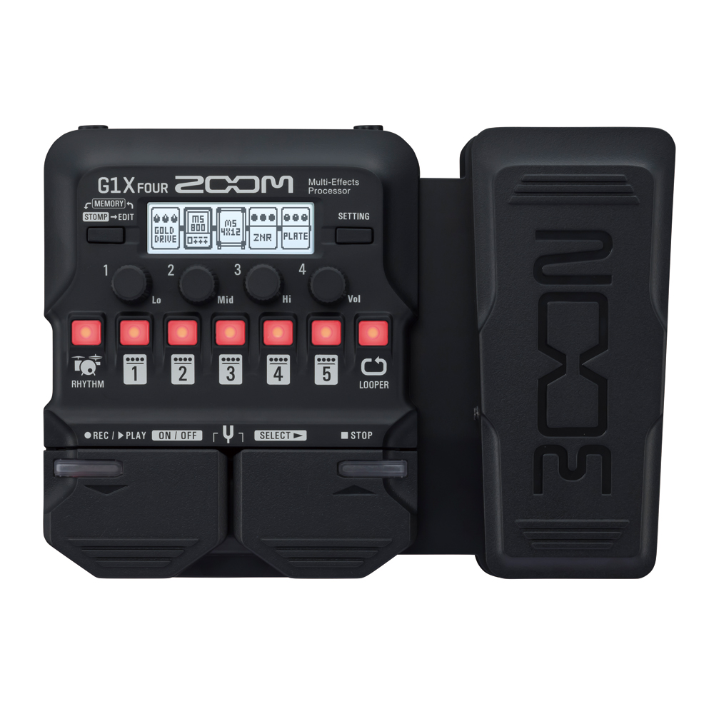 ZOOM <br>G1X FOUR