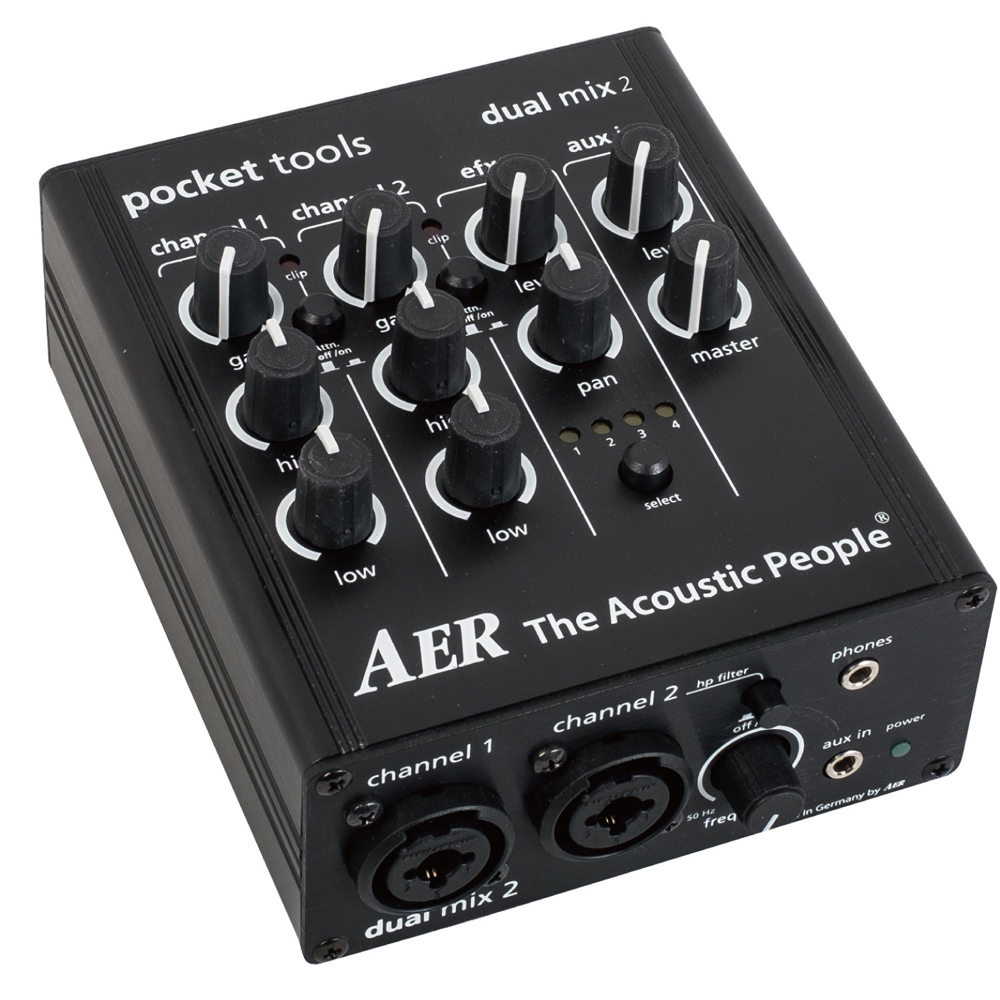 AER <br>Dual mix 2