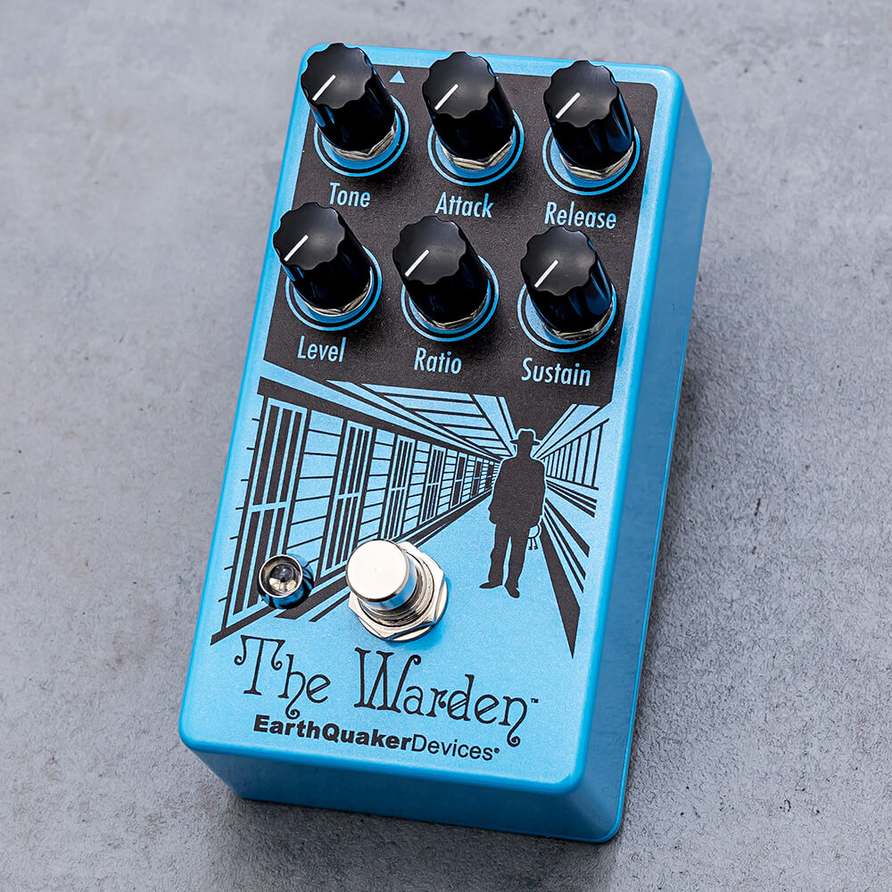 Earth Quaker Devices <br>The Warden