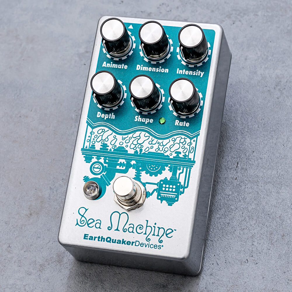 Earth Quaker Devices <br>Sea Machine