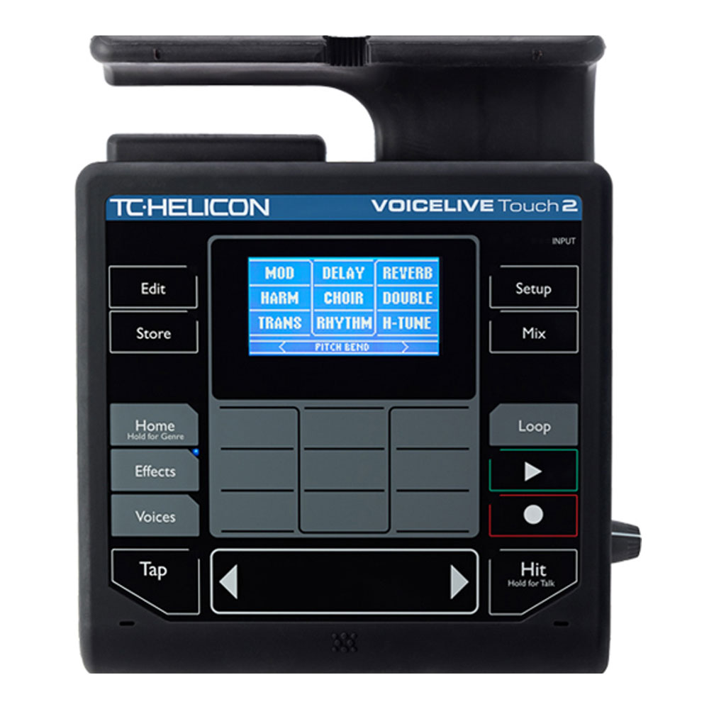 TC-Helicon <br>VOICELIVE touch2