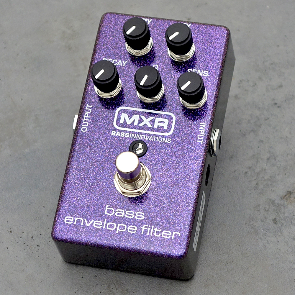 MXR <br>M82 Bass Envelope Filter
