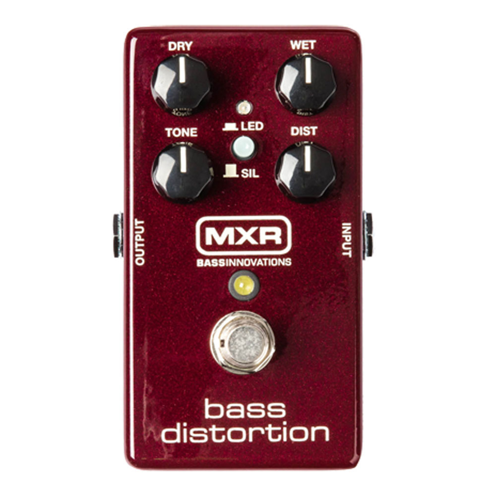 MXR <br>M85 Bass Distortion