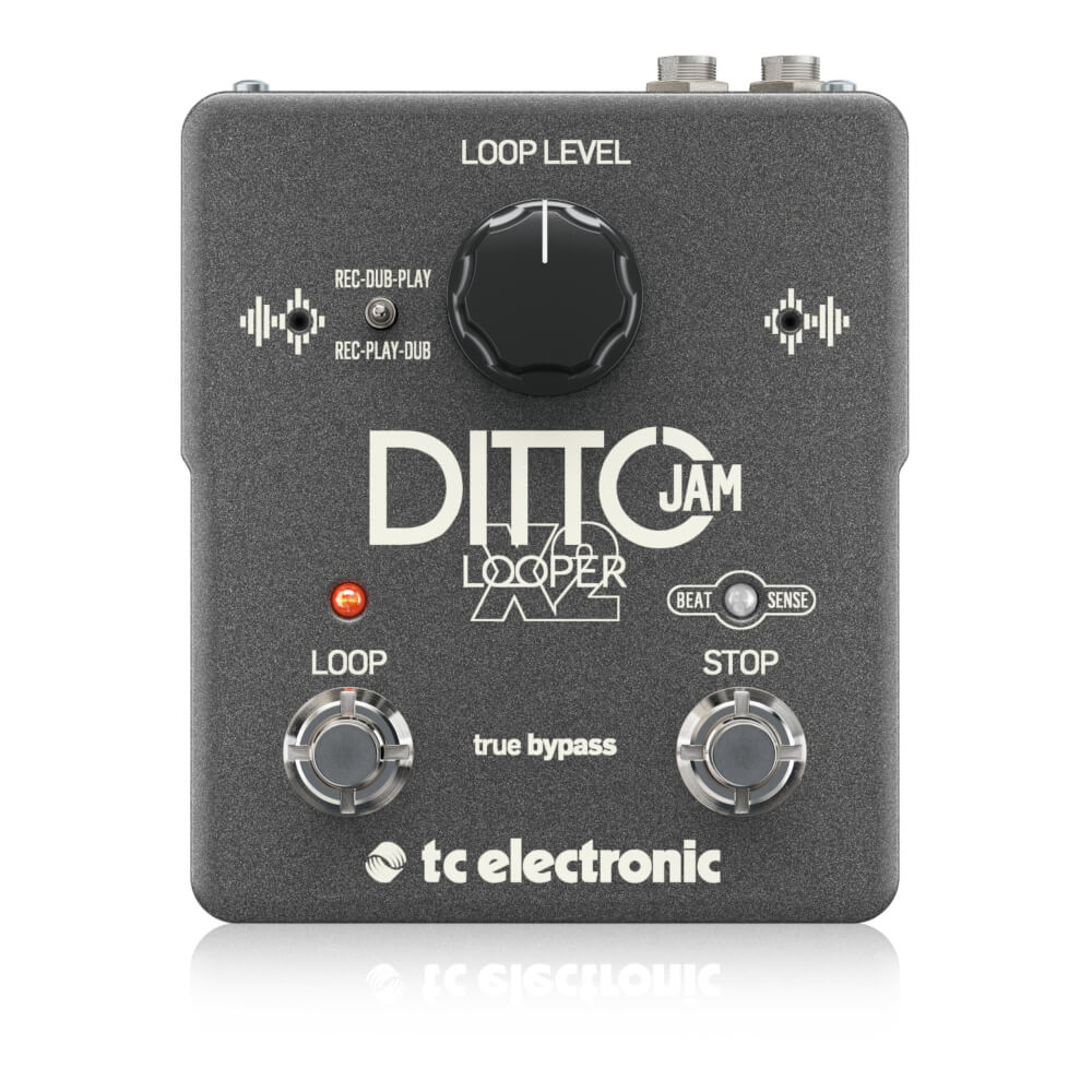 tc electronic <br>DITTO JAM X2