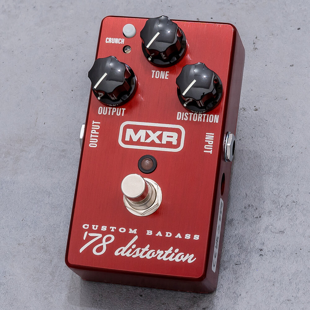 MXR <br>M78 Custom Badass '78 Distortion