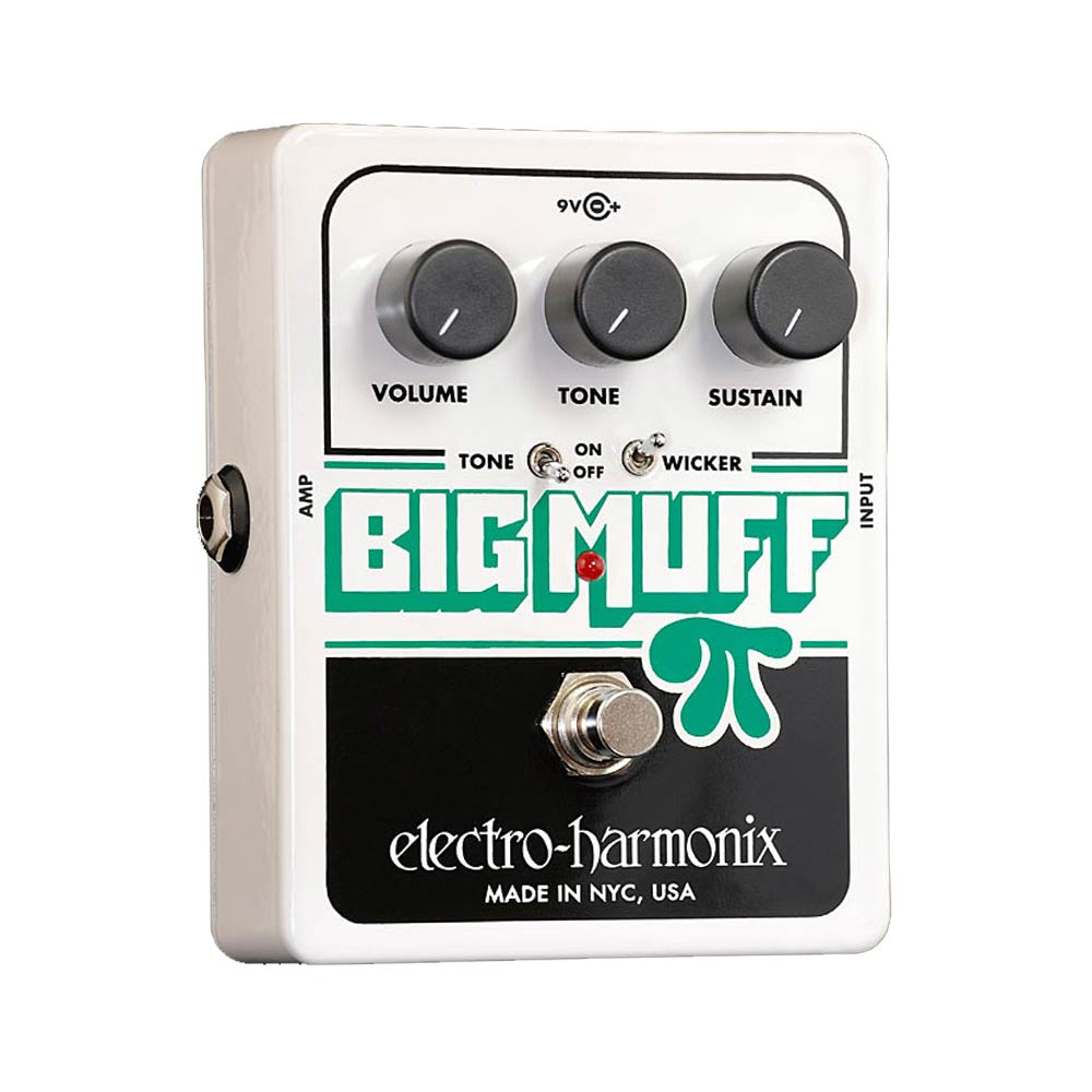 Electro-Harmonix <br>Big Muff Pi with Tone Wicker