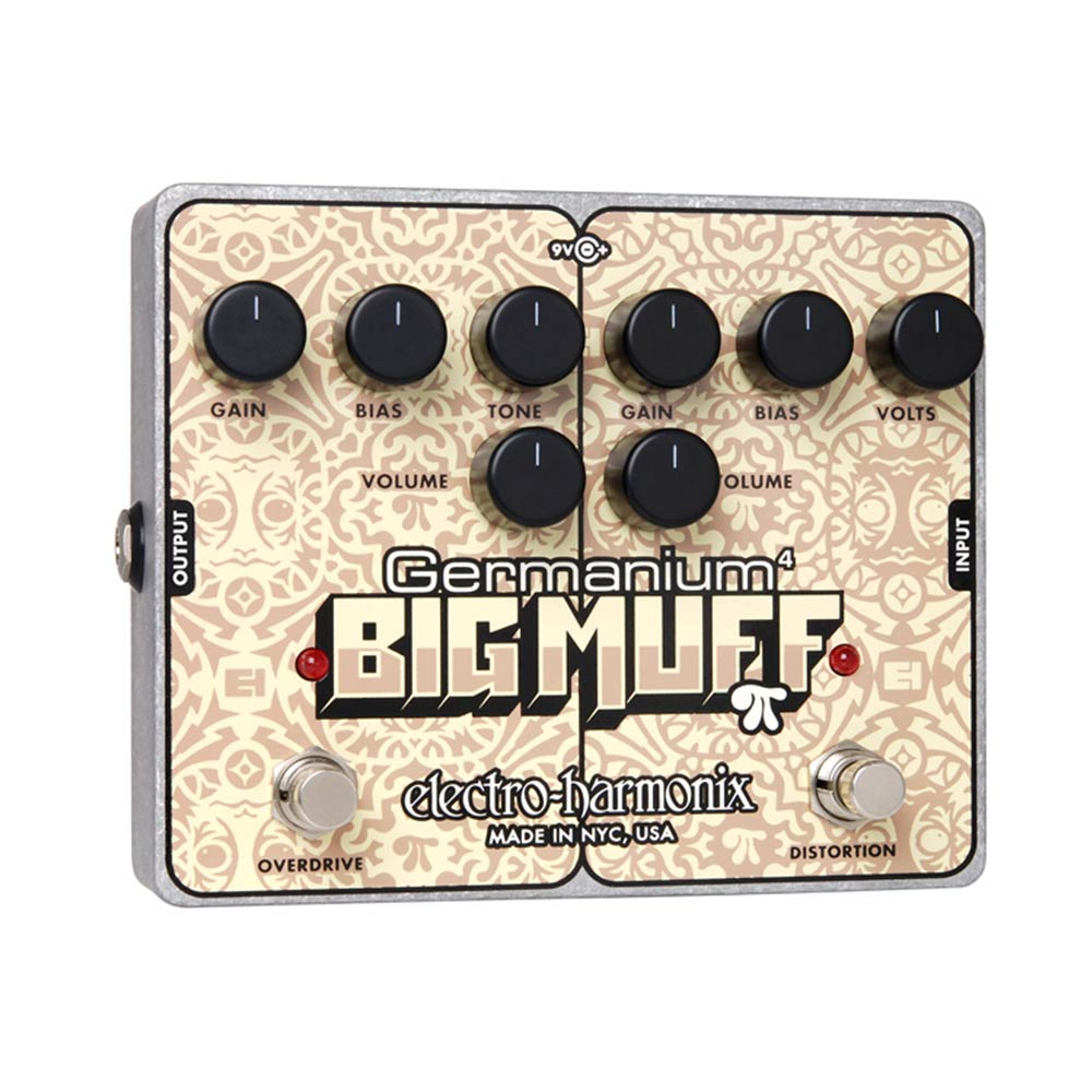 Electro-Harmonix <br>Germanium 4 Big Muff Pi