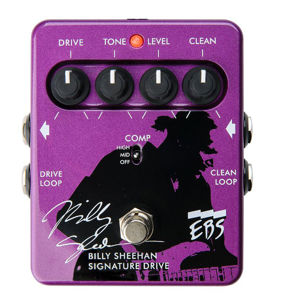 EBS <br>Billy Sheehan Signature Drive