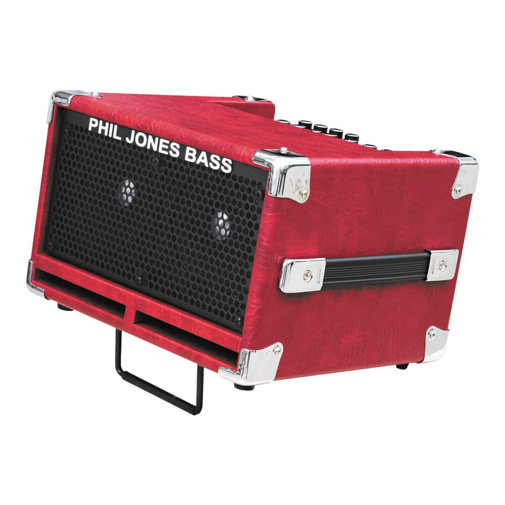 Phil Jones Bass <br>Bass CUB II Red