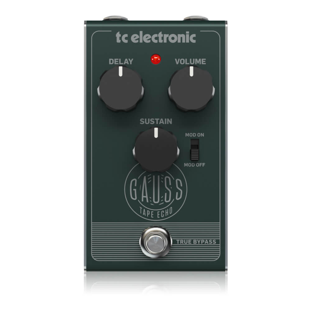 tc electronic <br>GAUSS TAPE ECHO