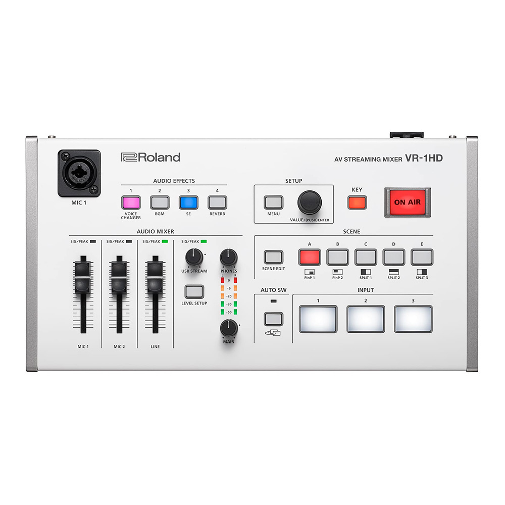 Roland <br>VR-1HD AV Streaming Mixer