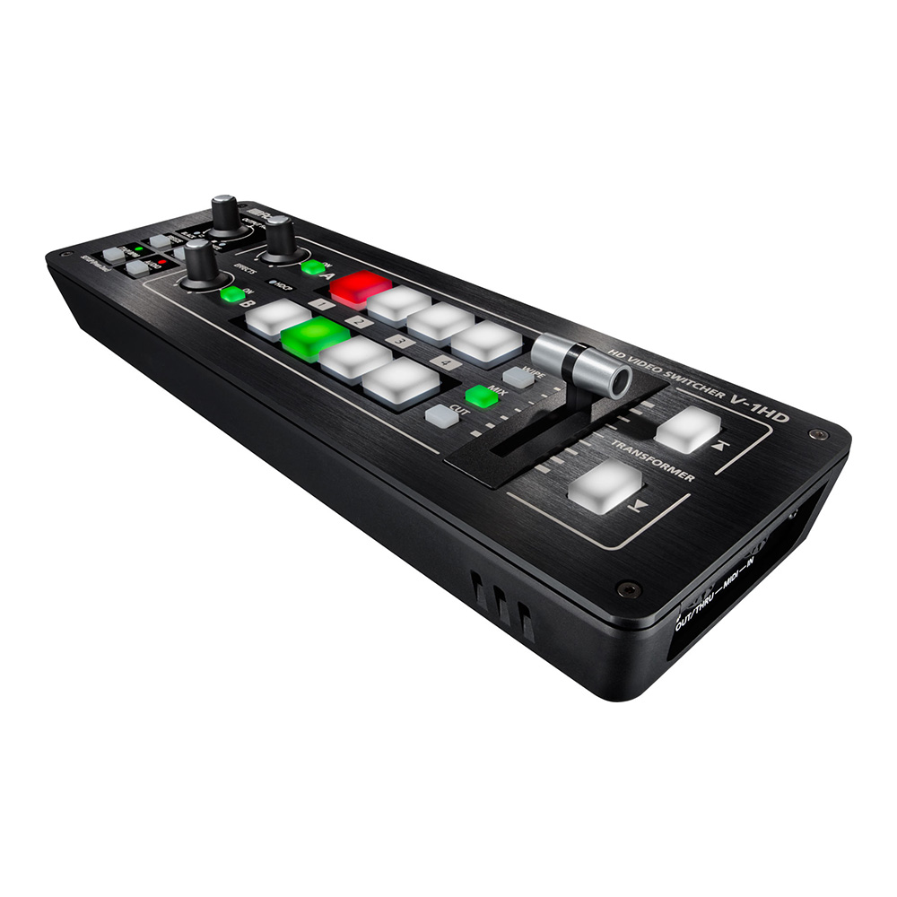 Roland <br>V-1HD HD VIDEO SWITCHER