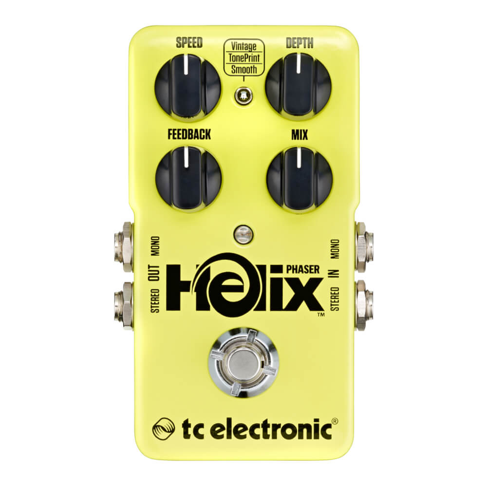 tc electronic<br>HELIX PHASER