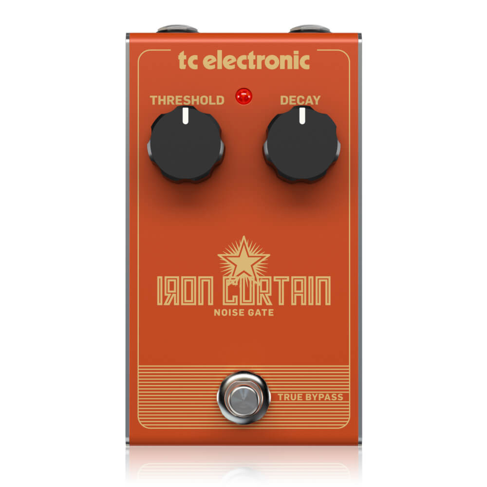 tc electronic <br>IRON CURTAIN NOISE GATE