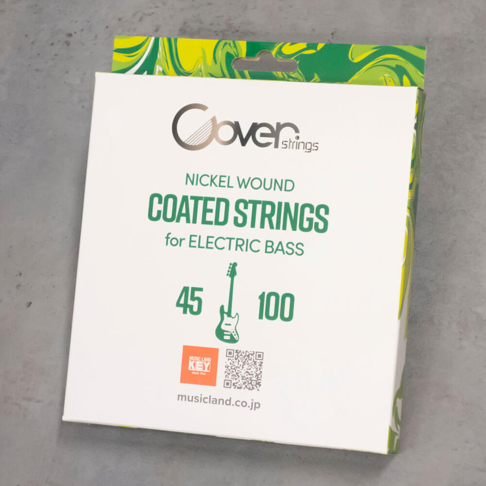 Cover strings <br>COATED STRINGS <br>エレキベース弦 .045-.100