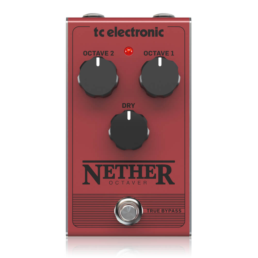 tc electronic <br>NETHER OCTAVER