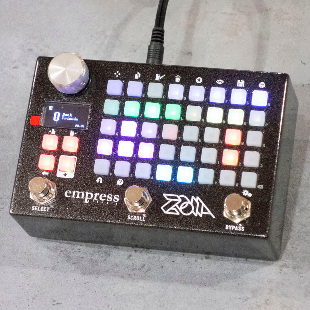Empress Effects <br>ZOIA Modular Pedal System