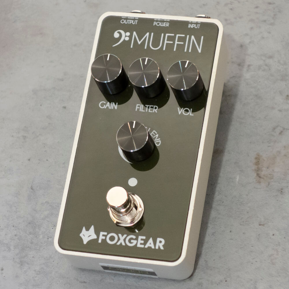 FOXGEAR <br>BASS MUFFIN