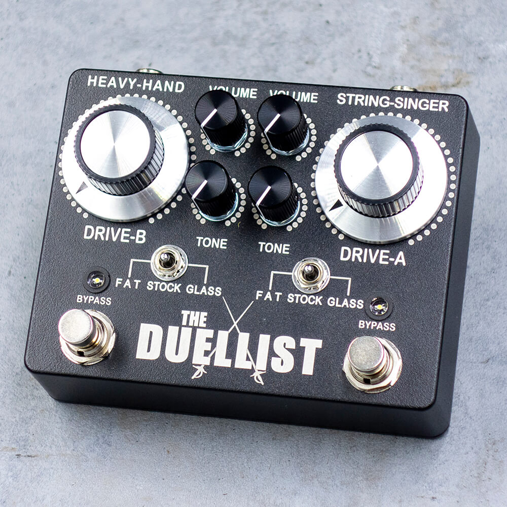KING TONE GUITAR <br>THE DUELLIST