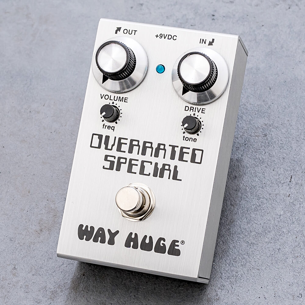WAY HUGE <br>WM28 SMALLS OVERRATED SPECIAL OVERDRIVE