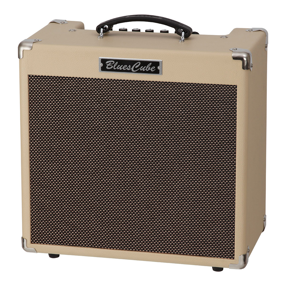 Roland <br>Blues Cube Hot Guitar Amplifier Vintage Blonde