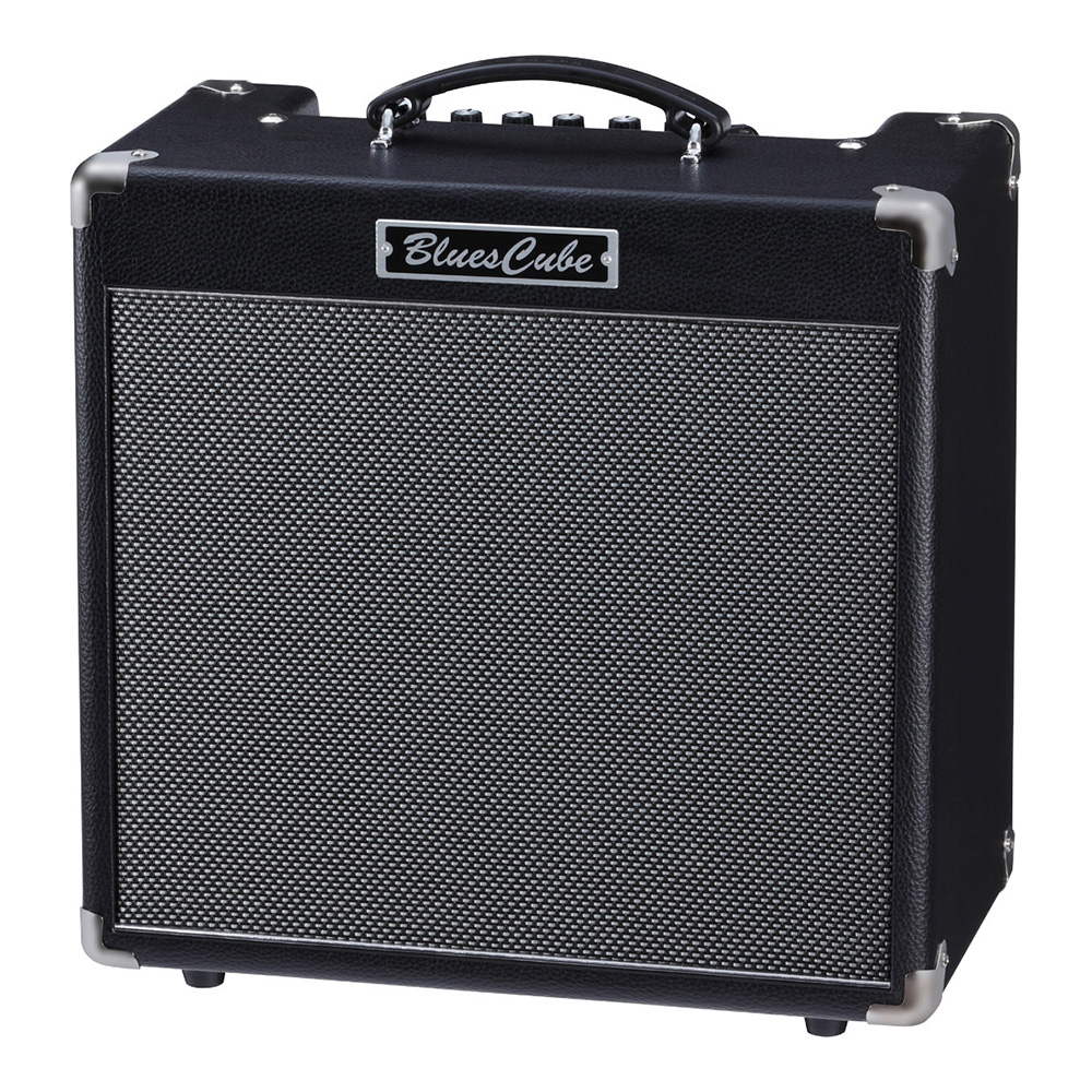 Roland <br>Blues Cube Hot Guitar Amplifier Black