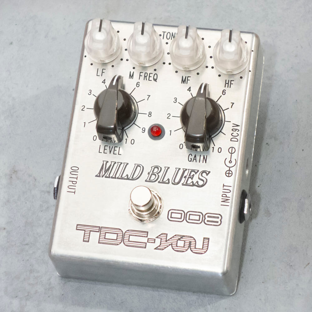 TDC <br>008 MILD BLUES