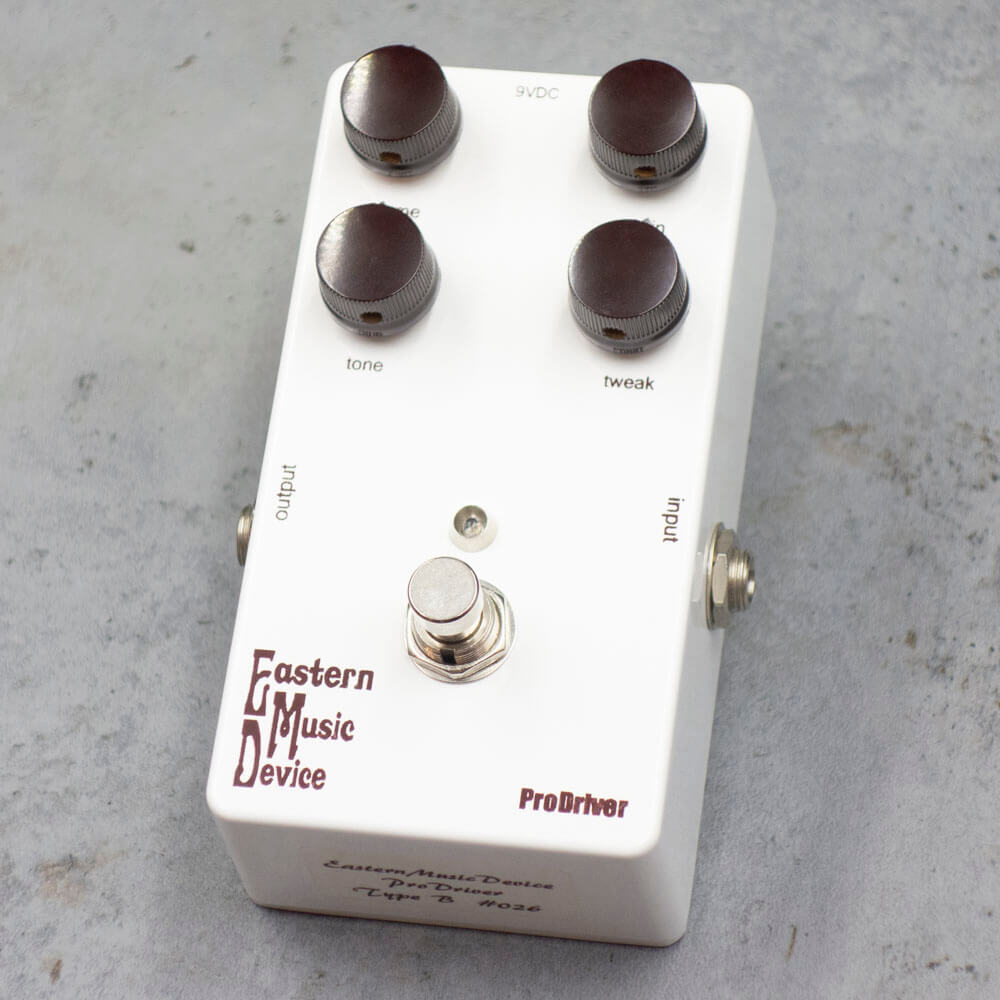 Eastern Music Device <br>Pro Driver Type-B
