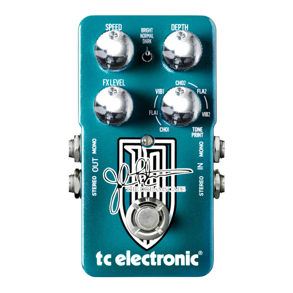 tc electronic <br>THE DREAMSCAPE