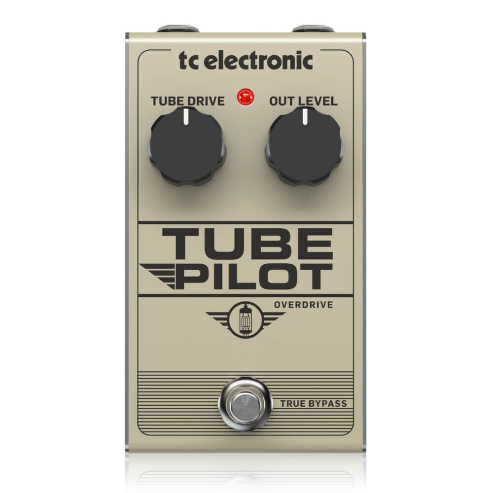 tc electronic <br>TUBE PILOT OVERDRIVE