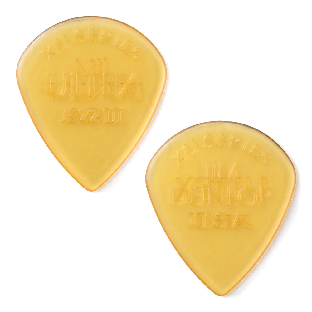 Jim Dunlop <br>427XL Ultex Jazz III XL 1.38mm 12枚セット
