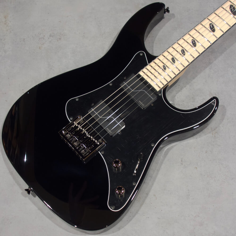 Caparison <br>Dellinger-JSM Joel Stroetzel (Killswitch Engage) Signature Model Black