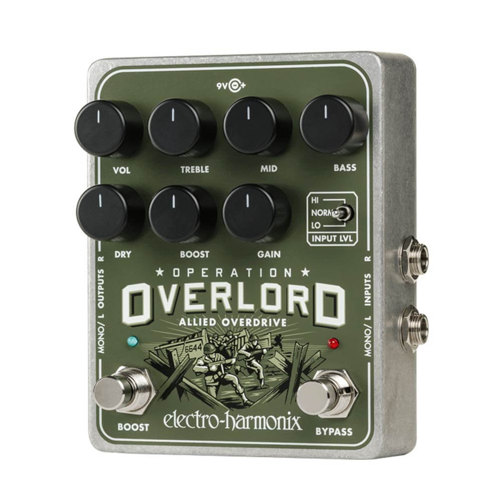 Electro-Harmonix<br> Operation Overlord