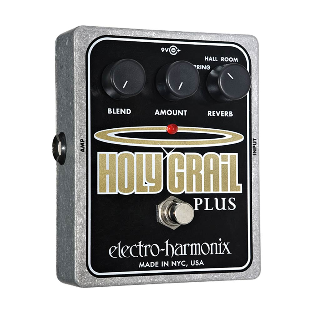 Electro-Harmonix<br> Holy Grail Plus