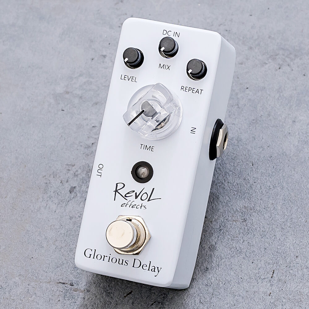 RevoL effects <br>Glorious Delay EDL-01