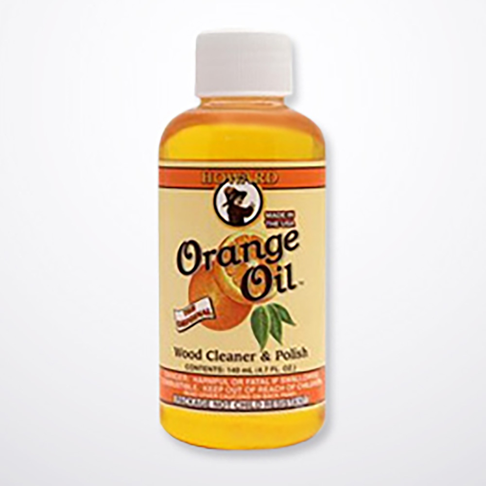 HOWARD <br>Orange Oil 4.7oz (140ml)