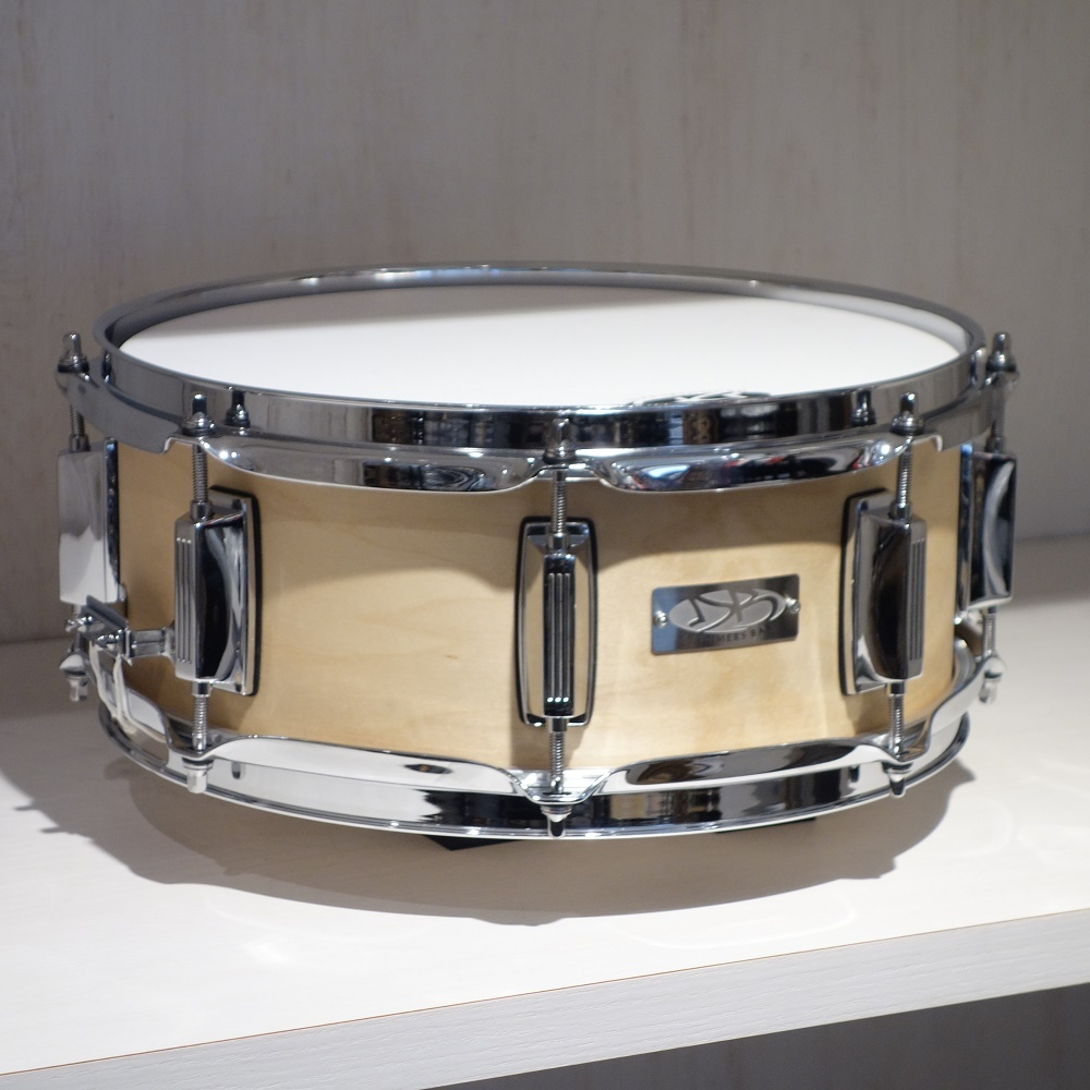 Drummers Base<br>12×5 Special Raw Maple Series Snare
