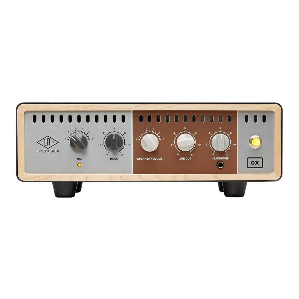 UNIVERSAL AUDIO <br>OX | Amp Top Box