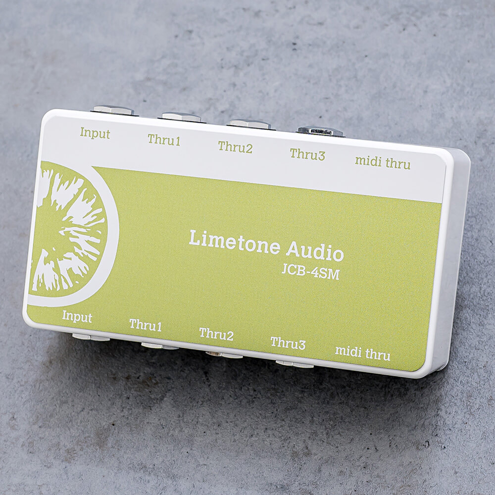 Limetone Audio <br>JCB-4SM Green