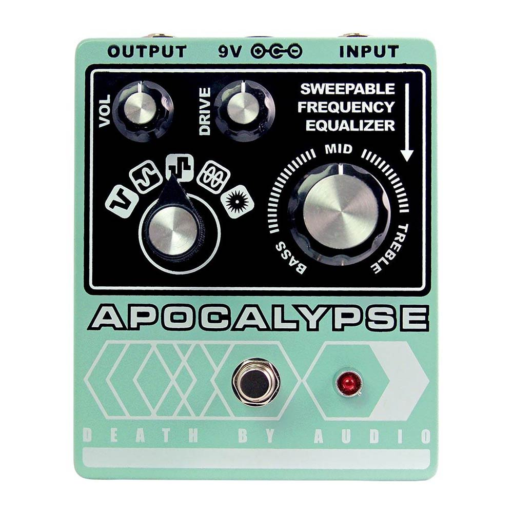 DEATH BY AUDIO <br>APOCALYPSE