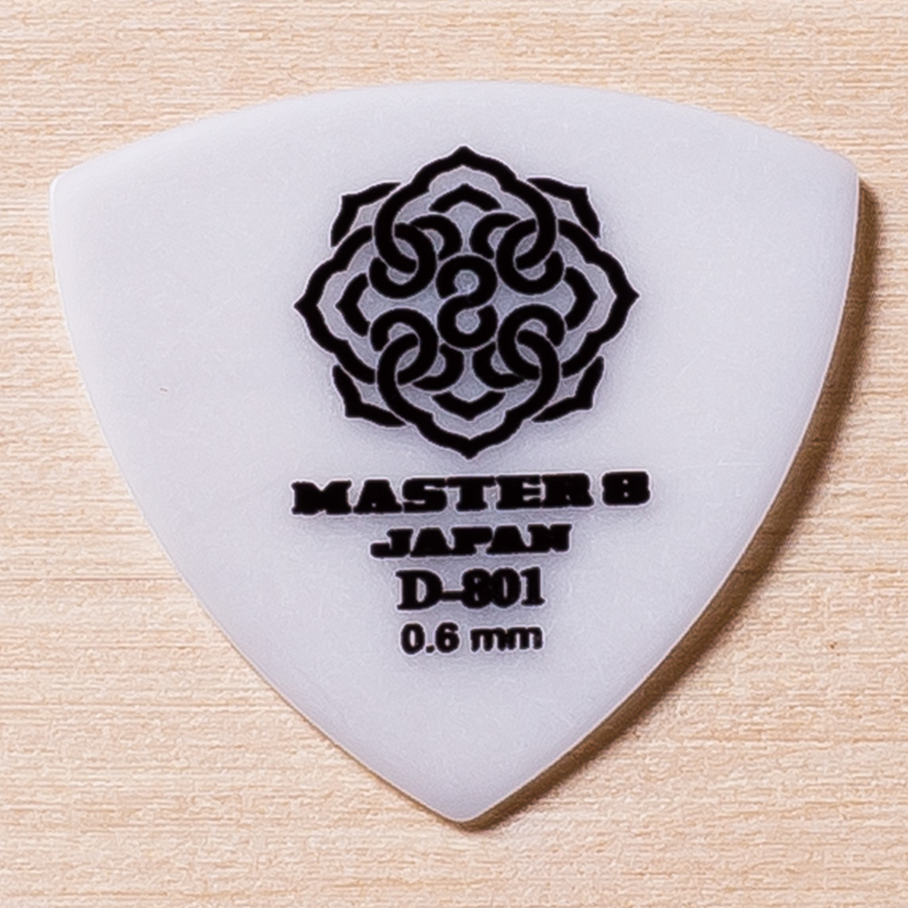 MASTER 8 JAPAN <br>D-801 TRIANGLE - 0.6mm [D801-TR060] 12枚セット