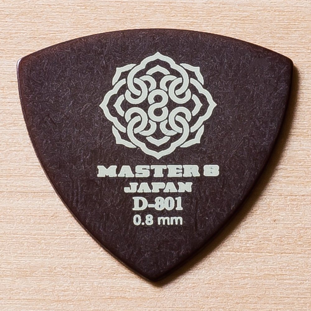 MASTER 8 JAPAN <br>D-801 TRIANGLE - 0.8mm [D801-TR080] 12枚セット
