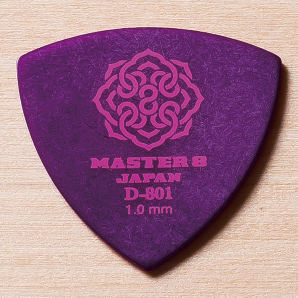 MASTER 8 JAPAN <br>D-801 TRIANGLE - 1.0mm [D801-TR100] 12枚セット