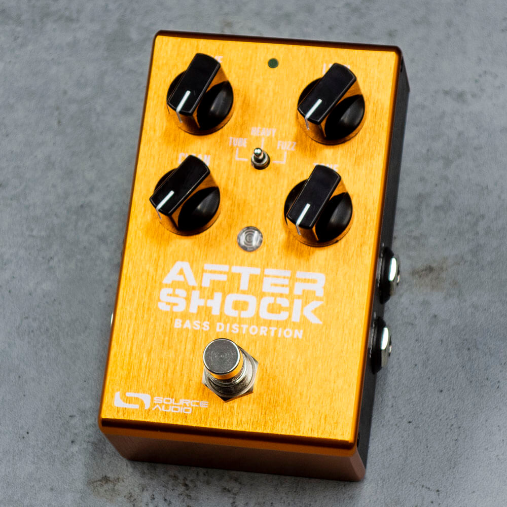 Source Audio <br>SA246 AFTERSHOCK BASS DISTORTION